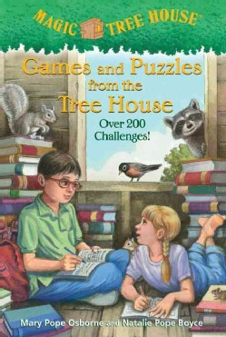 Games and Puzzles from the Treehouse (Paperback)