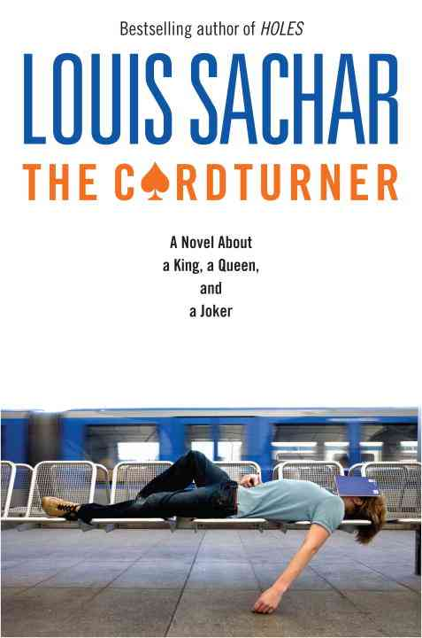 The Cardturner (Hardcover)