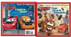Tow Truck Trouble/Lights Out! (Paperback)