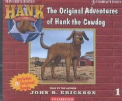 The Original Adventures of Hank the Cowdog (CD-Audio)