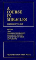 A Course in Miracles (Paperback)
