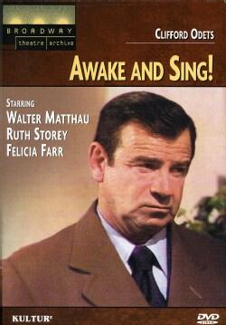 Awake and Sing (DVD)