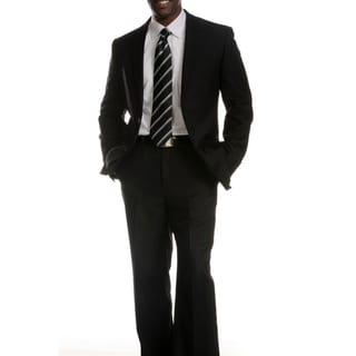 Ferrecci Slim Fit Men's Black Suit