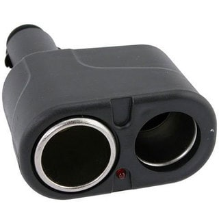 Car Cigarette Lighter Socket Splitter Adapter