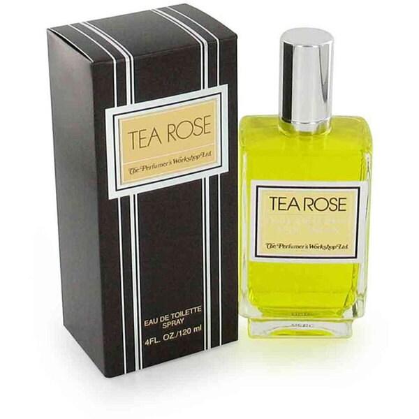 Perfumer's Workshop 'Tea Rose' Women's 1 oz EDT Spray