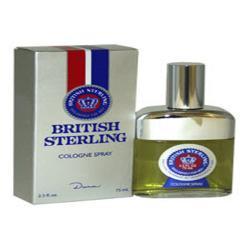 Dana British Sterling Men's 2.5-ounce Cologne Spray
