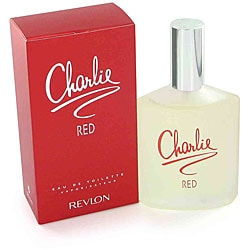Revlon 'Charlie Red' Women's 3.4-ounce Eau de Toilette Spray