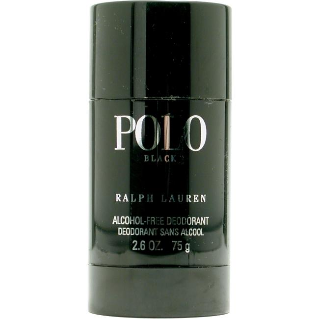 Polo Black Men's 2.6-ounce Deodorant Stick