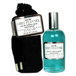 Geoffrey Beene Eau de Grey Flannel Men's 4-ounce Eau de Toilette Spray