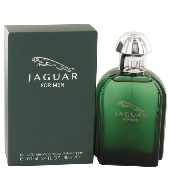 Jaguar Men's 3.4-ounce Eau de Toilette Spray
