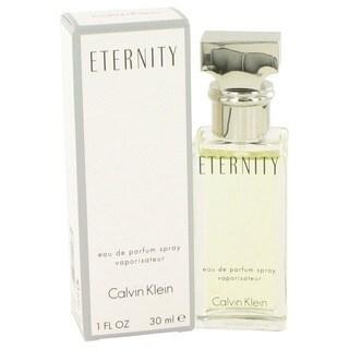 Calvin Klein Eternity Women's 1-ounce Eau de Parfum Spray