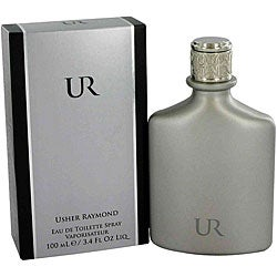 Usher 'UR' Men's 3.4-ounce Eau de Toilette Spray
