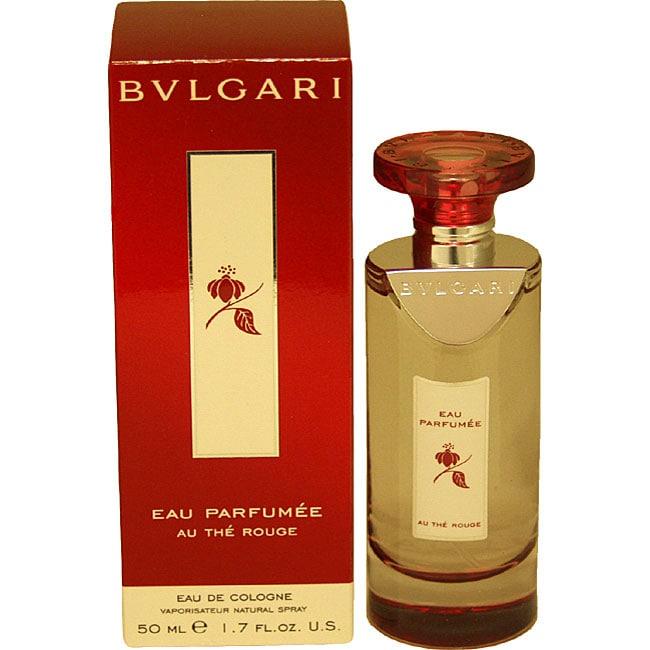 Bvlgari Eau Parfumee Au The Rouge Women's 1.7-ounce Eau de Cologne Spray