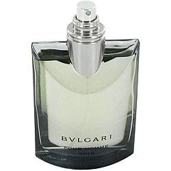 Bvlgari Pour Homme Soir Men's 3.4-ounce Eau de Toilette Spray (Tester)