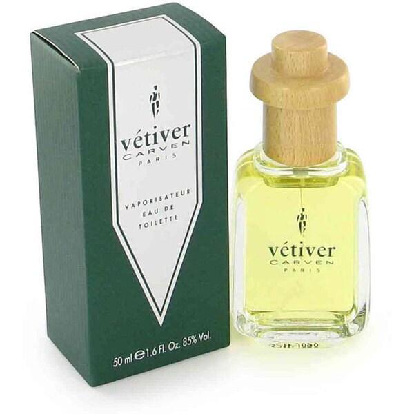 Carven Vetiver Carven Men's 3.3-ounce Eau de Toilette Spray