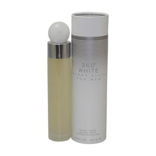 Perry Ellis 360 White Men's 3.4-ounce Eau de Toilette Spray