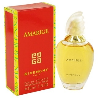 Givenchy Amarige Women's One-ounce Floral Eau de Toilette Spray