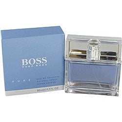 Hugo Boss Pure Men's 1.7-ounce Eau de Toilette Spray