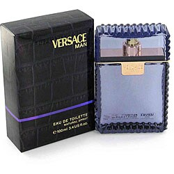 Versace 'Versace Man' Men's 1.7-ounce Eau De Toilette Spray
