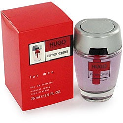 Hugo Boss 'Hugo Energise' Men's 2.5-ounce Eau de Toilette Spray