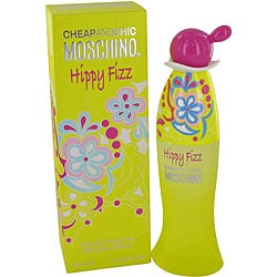 Moschino 'Hippy Fizz' Women's 3.4-ounce Eau De Toilette Spray