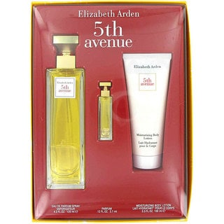 Elizabeth Arden 5th Avenue Women's 2-piece Perfume and Body Lotion Gift Set