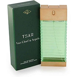 Van Cleef & Arpels Men's 'TSAR' 3.4-ounce Eau de Toilette Spray