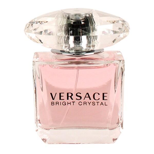 Versace 'Bright Crystal' Women's 1.7-ounce Eau de Toilette Spray