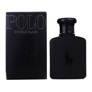 Ralph Lauren Polo 'Double Black' Men's 2.5-ounce Eau de Toilette Spray