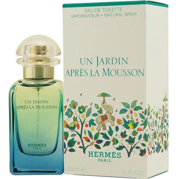 Hermes Un Jardin Apres La Mousson 1.6-ounce Eau de Toilette Spray
