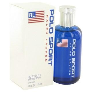 Ralph Lauren 'Polo Sport' Men's 4.2-ounce Eau de Toilette Spray