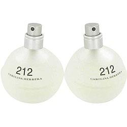 Carolina Herrera '212' Women's 3.4-ounce Eau de Toilette Spray (Tester)