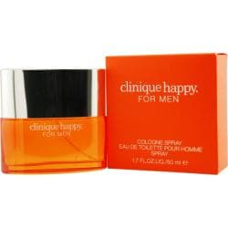 Clinique 'Happy' Men's 1.7-ounce Cologne Spray