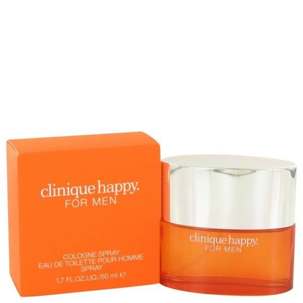 Clinique Happy Men's 1.7-ounce Cologne Spray