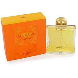 Hermes '24, Faubourg' Women's 1.6-ounce Eau de Toilette Spray