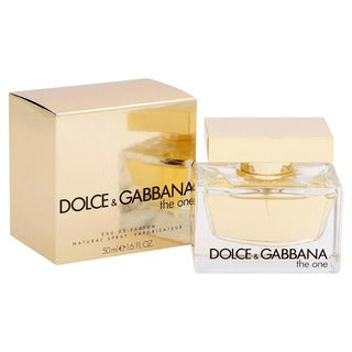 Dolce & Gabbana 'The One' Women's 1.60-ounce Eau de Parfum Spray
