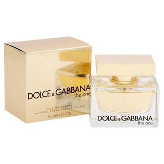 Dolce & Gabbana The One Women's 1.60-ounce Eau de Parfum Spray
