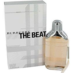 Burberry The Beat Women's 2.5-ounce Eau de Parfum Spray