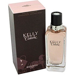 Hermes 'Kelly Caleche' Women's 3.3-ounce Eau de Toilette Spray