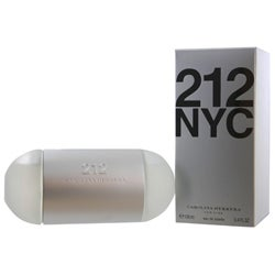 Carolina Herrera '212' Women's 3.4-ounce Eau de Toilette Spray