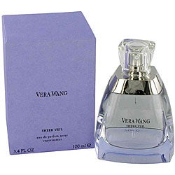 Vera Wang 'Sheer Veil' Women's 3.4-ounce Eau de Parfum Spray