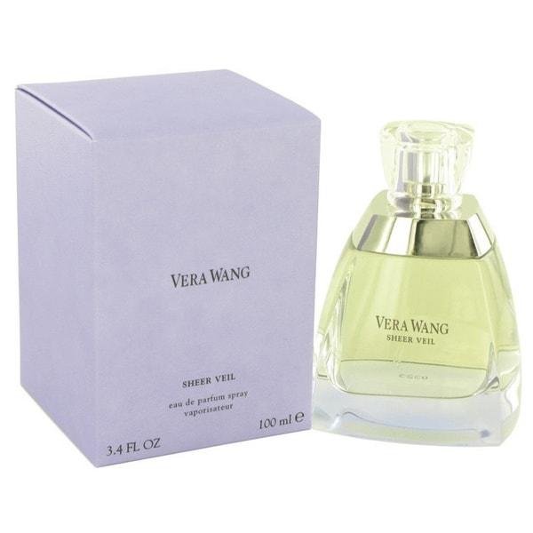 Vera Wang 'Sheer Veil' Women's 3.4-ounce Eau de Parfum Spray