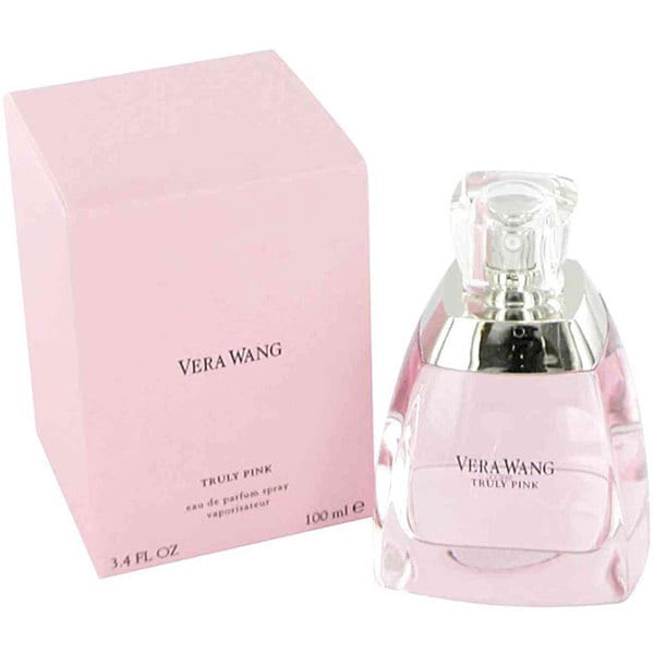 Vera Wang 'Truly Pink' Women's 3.4-ounce Eau de Parfum Spray