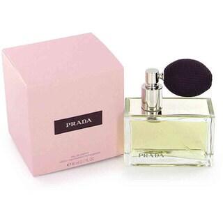 Prada Women's 2.7-ounce Eau de Parfum Spray with Deluxe Atomizer