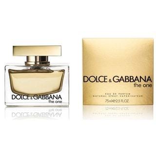 "Dolce & Gabbana ""The One"" - Eau de Parfum, de mujer, en spray, 2.5 oz"
