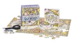 Teeny Tiny Jigsaw Puzzle: The World (Paperback)