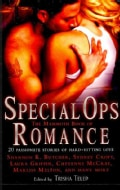 The Mammoth Book of Special Ops Romance (Paperback)