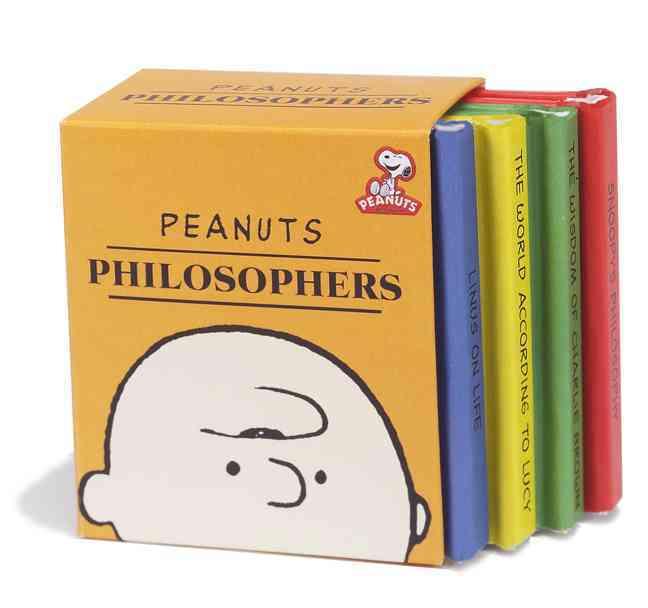 Peanuts Philosophers (Hardcover)