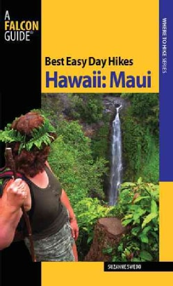 Best Easy Day Hikes Hawaii: Maui (Paperback)