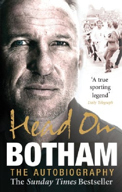 Head on: Ian Botham: the Autobiography (Paperback)